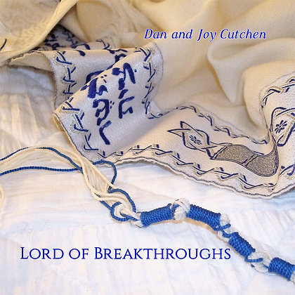 Lord of Breakthroughs - CD