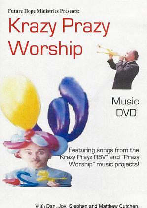 Krazy Prazy Worship DVD