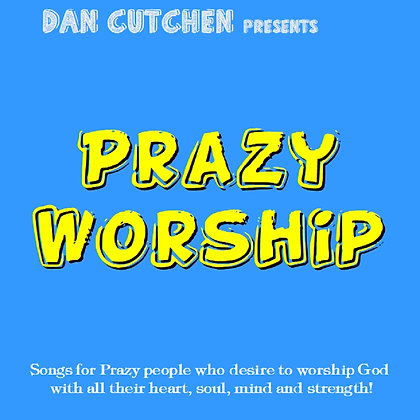 Prazy Worship CD
