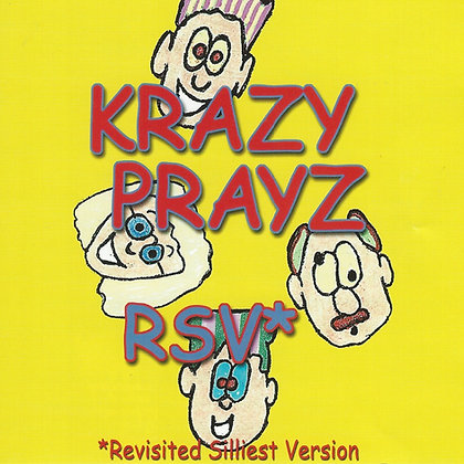 Krazy Prayz CD