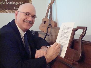 Dan Cutchen composer and teacher