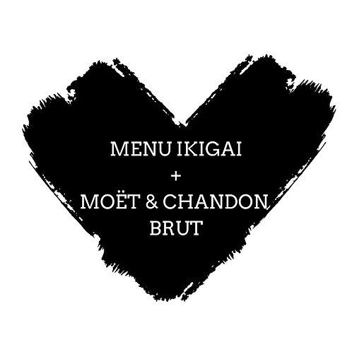 MENU IKIGAI + MOËT & CHANDON BRUT
