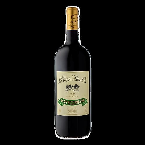 La Rioja Alta Gran Reserva 904 Magnum 2010