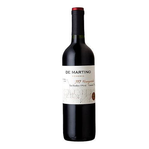 De Martino Carménère Reserva 347 Vineyards 2016