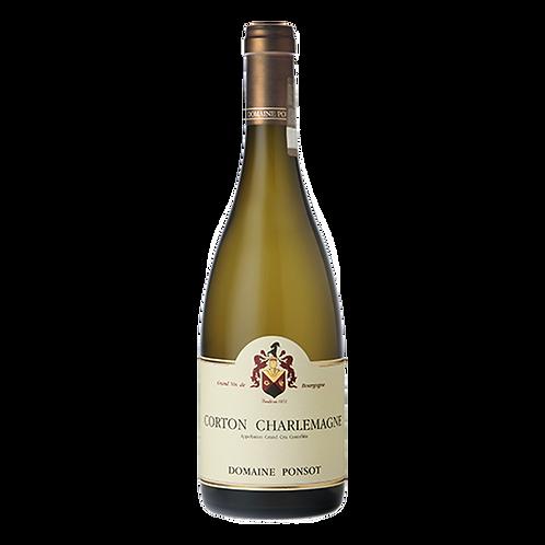Domaine Ponsot Corton Charlemagne Grand Cru 2016