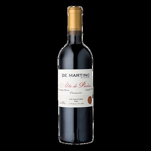 De Martino Carménère Alto De Piedras Single Vineyard 2015
