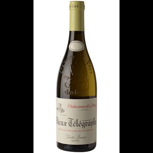 Domaine du Vieux Télégraphe Châteauneuf-Du-Pape Blanc La Crau 2017