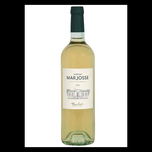 Château Marjosse Blanc 2018