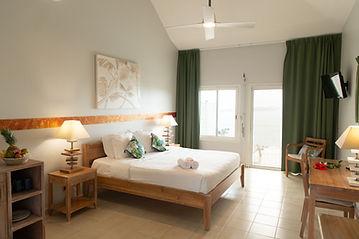 Réservez une chambre pour deux à l'Hôtel Frégate Bleue Martinique
