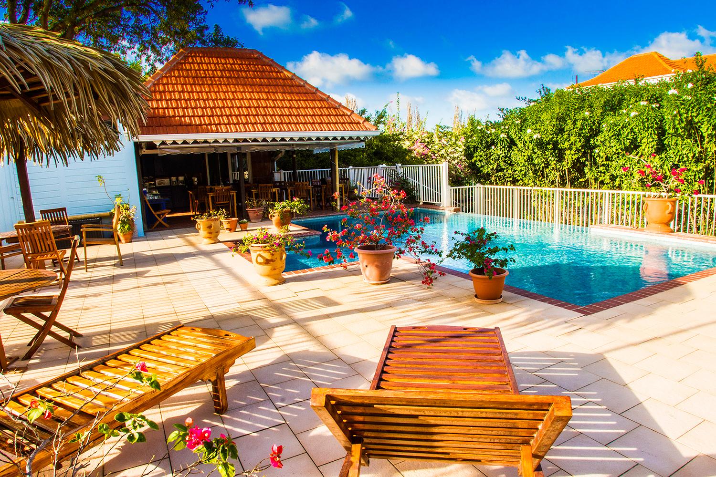La Frégate Bleue hôtel en Martinique