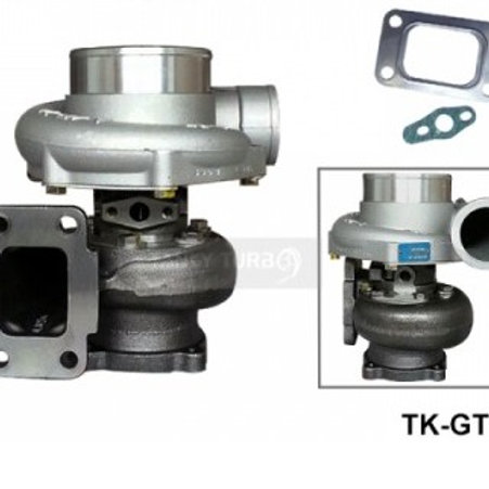 GT35 GT3582R Compressor:A/R 0.70 Turbine:A/R 0.82 T3 Flange wet float bearing 4