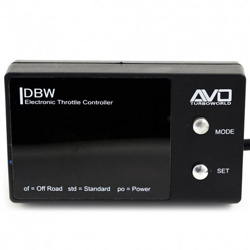 ELECTRONIC THROTTLE CONTROLLER - 9 STEP ADJUSTMENT (BRZ/86/WRX/STI 08-10/LIBERTY