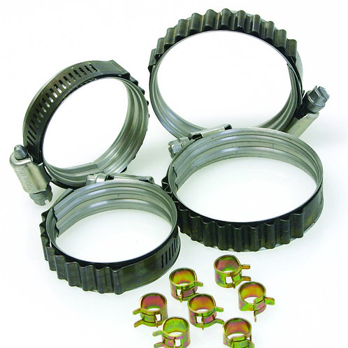 Turbosmart TS-HCT-M100 Turbo Seal Tension Clamps 3.500-4.375""
