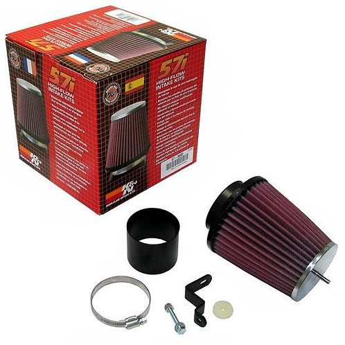 K&N Filters 57-0683  1.4L & 1.6L 2007-ON PERFORMANCE INTAKE KIT