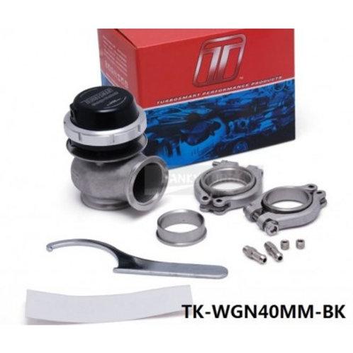 New Turbosmart Wastegate /Waste Gate 40MM TK-WGN40MM-BK