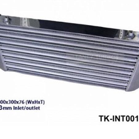 Intercooler (600*300*76 mm) OD:63MM