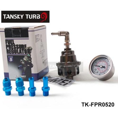TOMEI Adjustable Fuel Pressure Regulator Type S