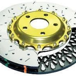DBA 5000 SERIES 2PCS disc rotor