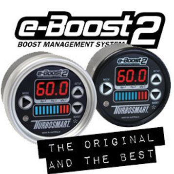 Turbosmart TS-0301-1003 eB2 60mm Black