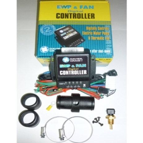 EWP & FAN DIGITAL CONTROLLER 12V