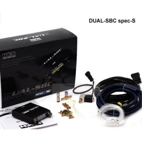 Dual SBC Spec S 1.3bar Boost electronic boost controller PART NO:DUAL-SBC spec-S