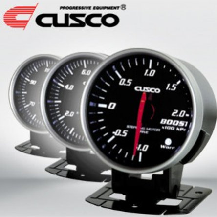 CUSCO 60MM BOOST GAUGE - 2.0KPA