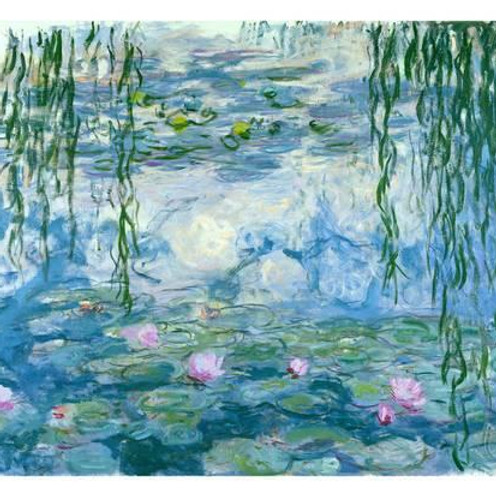 LIVE EVENT (Whitstable) - Monet's Waterlilies