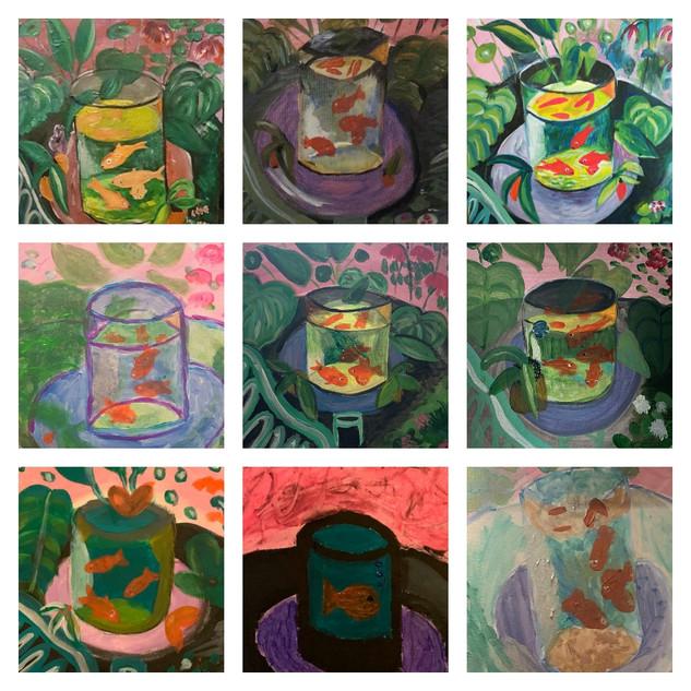 Paintings Online!