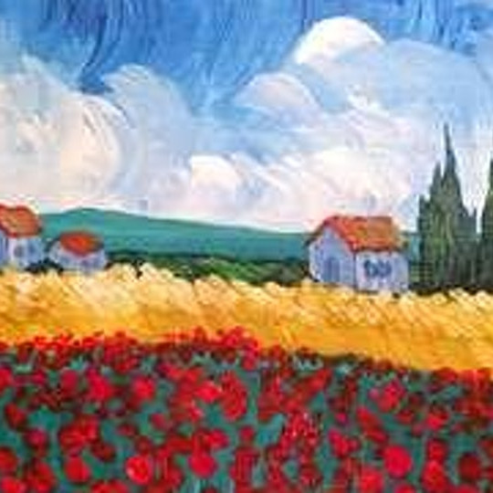 LIVE EVENT - Poppy Fields