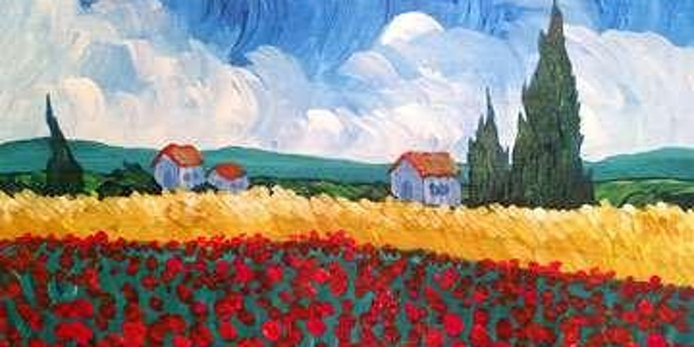 LIVE EVENT (Whitstable) - Poppy Fields