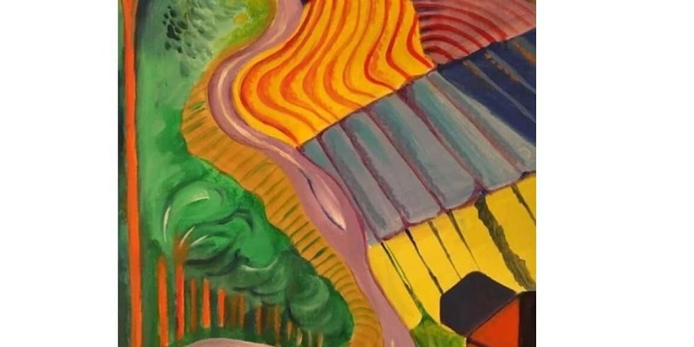 Hockney's Landscape