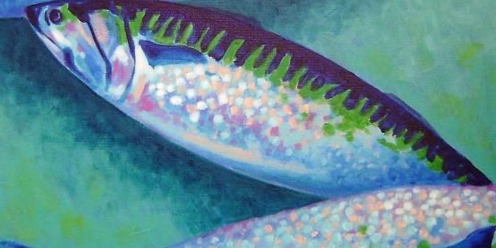 LIVE EVENT (Whitstable) - Mackerel