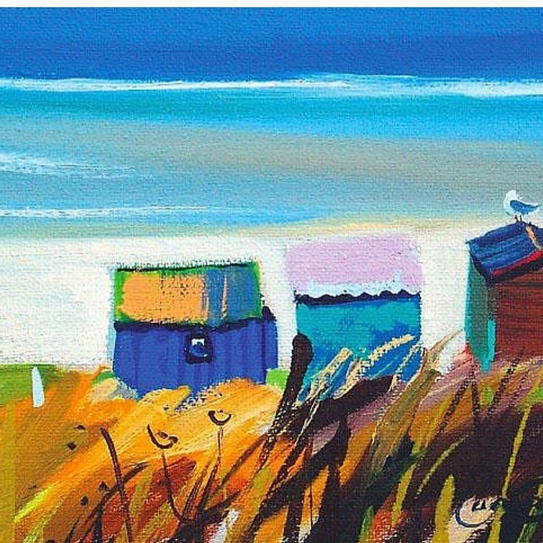 LIVE EVENT (Whitstable) - Beach Huts