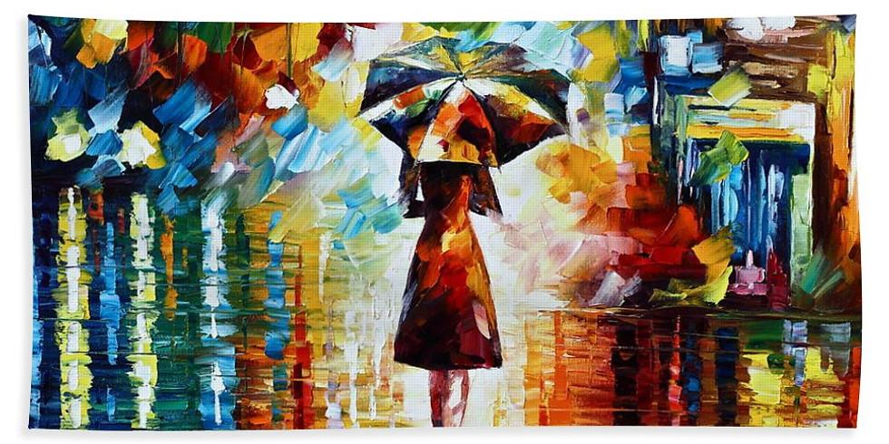 Rain and more Rain!