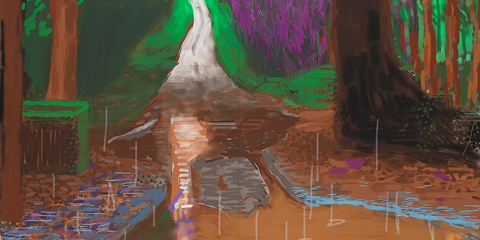 Hockney's Rain