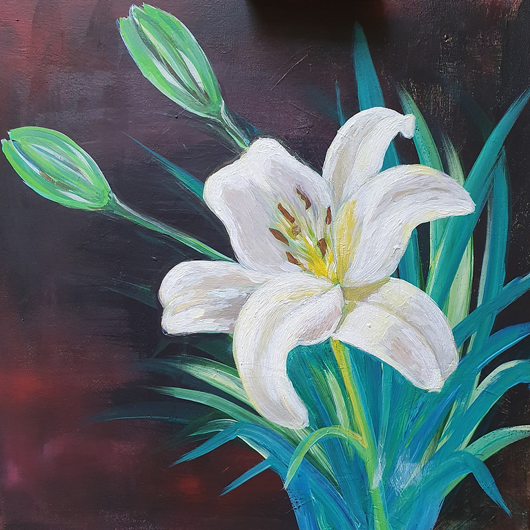 White Lily (1)