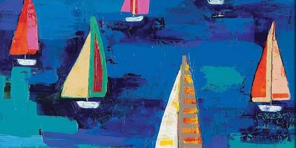 PRIVATE EVENT (Whitstable Ladies Group) - Sailing Boats