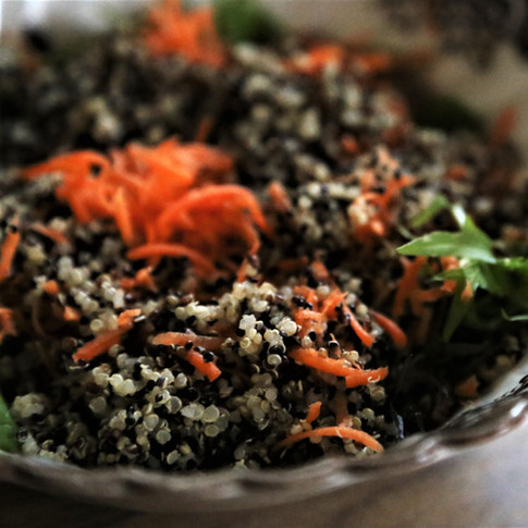 Fifi de Lyon Healthy Salad