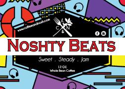 Noshty Beats Coffee