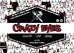 Crazy Eyes Coffee