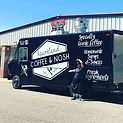mobile coffee truck