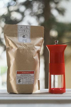 Bialetti Manual Grinder+0.5kg No.5