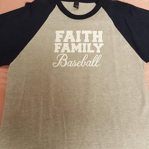 Faith, Family & Baseball