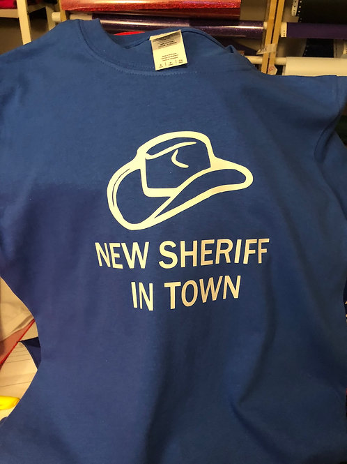 New Sheriff