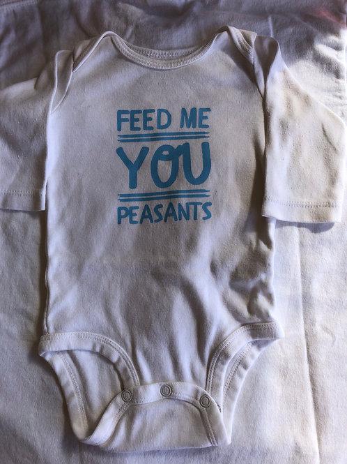 Feed Me Onesie