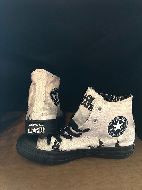 Black Sabath All-Star Converse