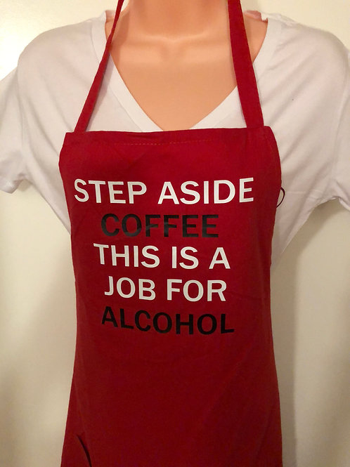 Step Aside Apron