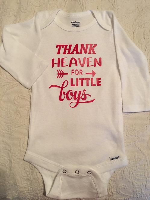 Thank Heaven for Little Boys/Girls
