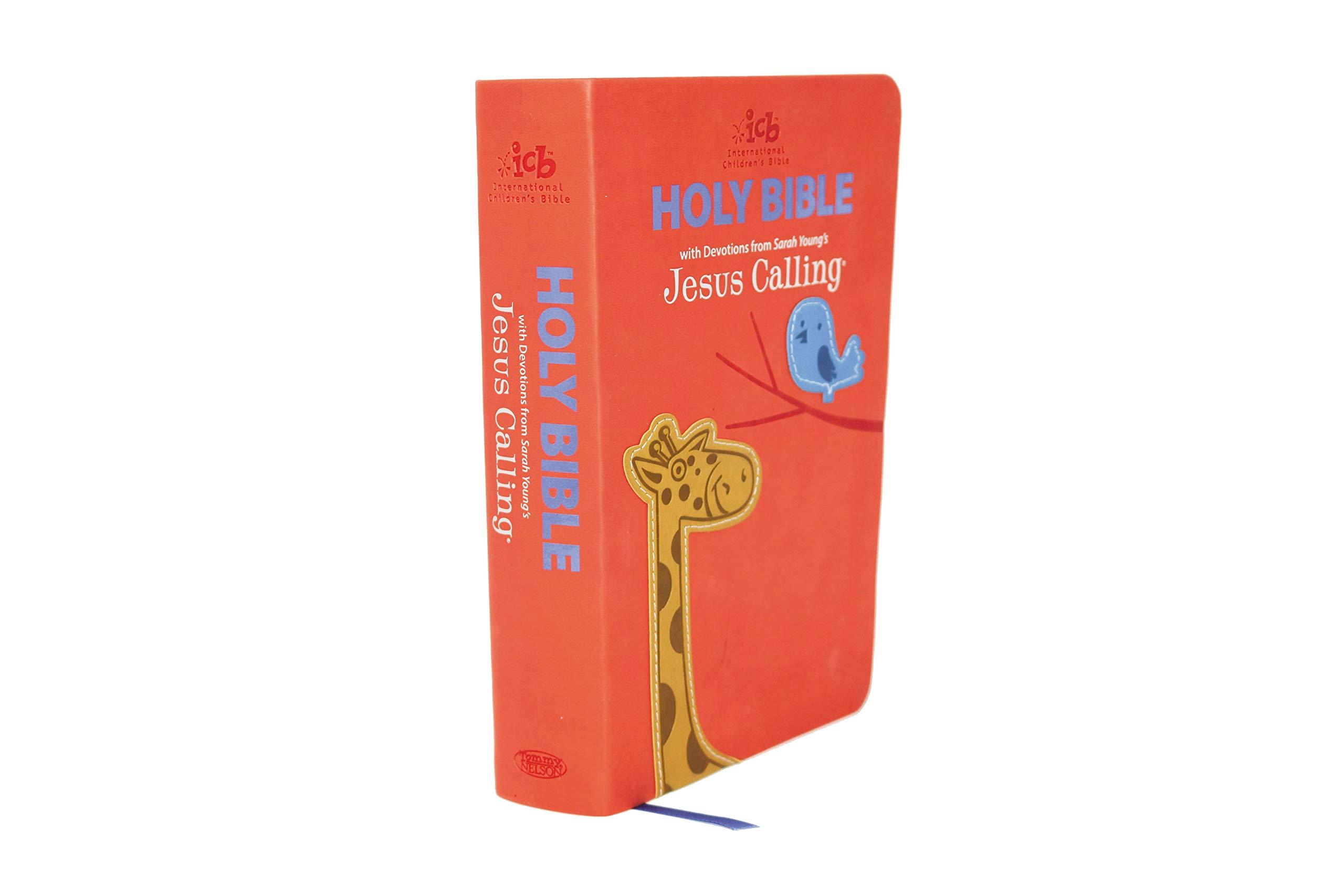 Jesus Calling ICB Holy Bible