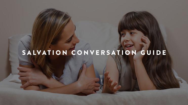 Salvation Conversation Guide